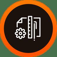 Pallet racking Icon