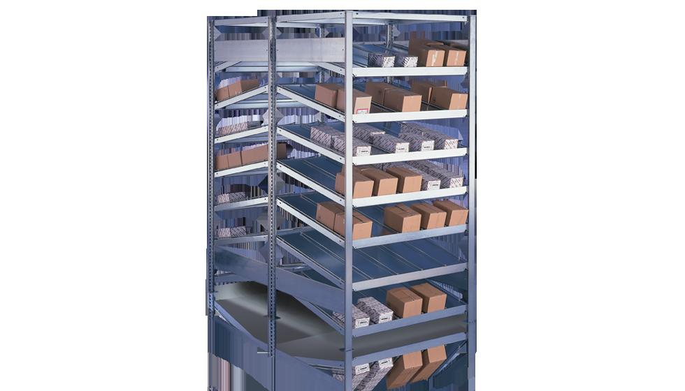 Incline Storage