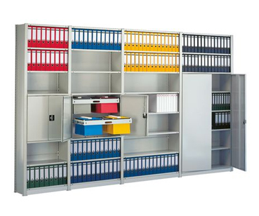 Office Archived shelving