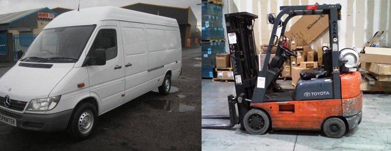 Used Vehicles/ equipment